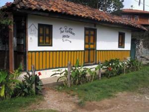 Plantation House, Salento, Colombia