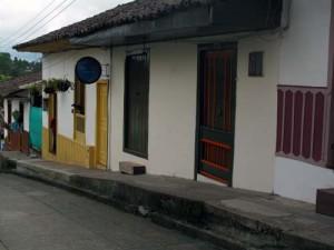 Café Jesús Martín, Salento, Colombia