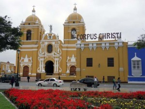 Trujillo Cathedral Peru