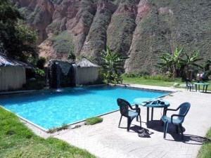 Chivay Hot Springs Peru
