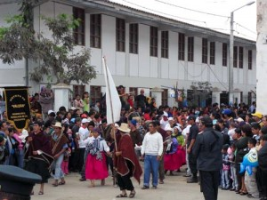 Chachapoyas, the 2011 Raymillacta