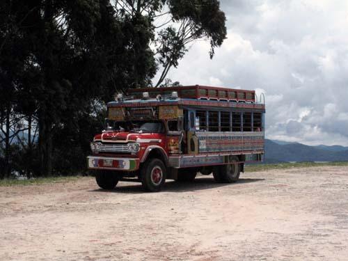 Local transport Columbia