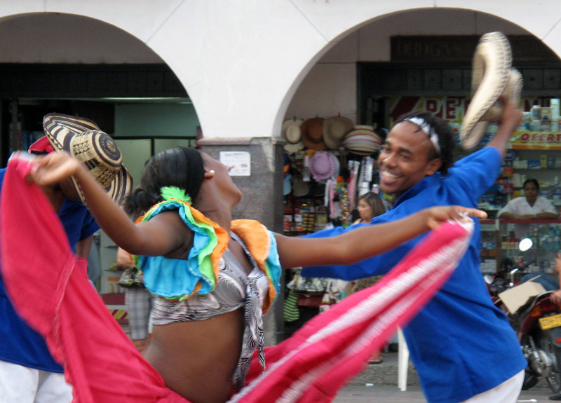 """Get with """"the beat"""" in Cartagena"""
