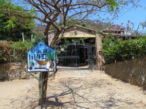 La Casa de Felipe, Taganga