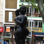 Medellin – Sculptures of Botero