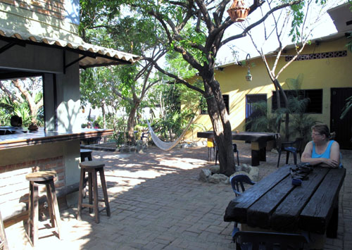 Our private room La Casa de Felipe, Taganga