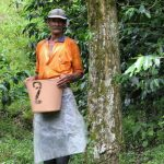 Coffee picker Columbia
