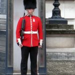 London – Changing of the Guard at the Horse Guards Parade