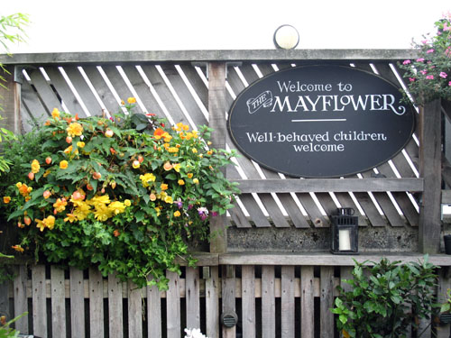 Mayflower Pub London, Rotherhithe Village