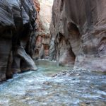 The Narrows Zion National Park Utah